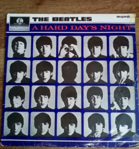 The Beatles A hard day's night Mono 1 st press