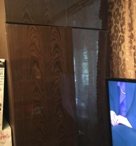 Шкаф - полировка