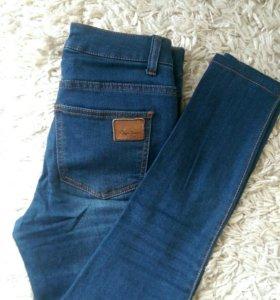 Укороченные джинсы Skinny 42-44