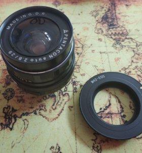 Германский ширик на Canon EOS