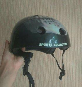 Шлем для роликов или скейта