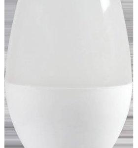 Лампа светодиодная ECO свеча 5Вт 230В 3000К E14