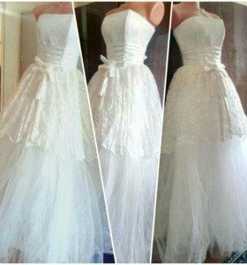 Свадебное платье не Б/У!