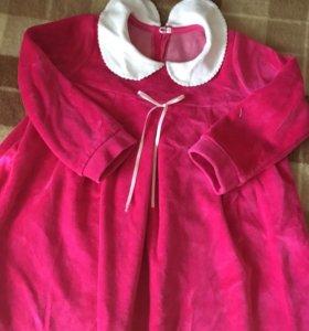 Платье детское, 86 размер
