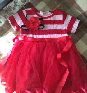 Платье на девочку, 92 размер