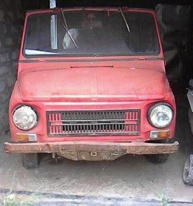 ЛуАЗ 969, 1984