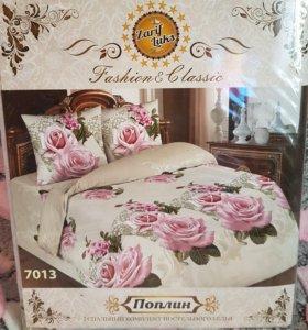 Комплекты постельного белья 2х спальный
