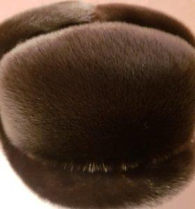 Шапка мужская меховая.морской котик.