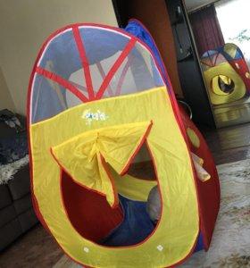 Палатка детская)