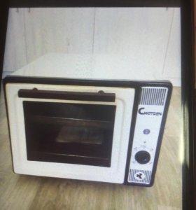 Духовка-печка