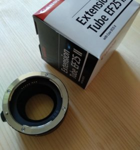 Canon extension tube ef25 ll