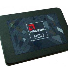 120 гб SSD-накопитель AMD Radeon R5 Series