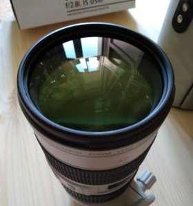 Объектив canon ef 70-200mm f2.8 is usm