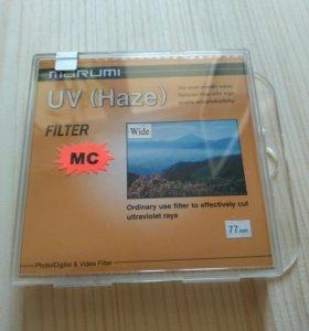 Светофильтр Marumi MC-UV Haze 77mm