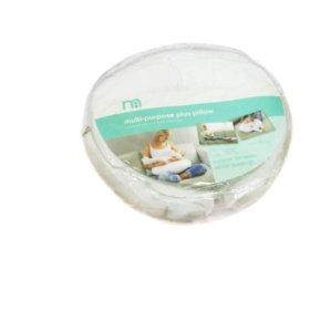 Подушка для кормления Mothercare б/у состояние отл