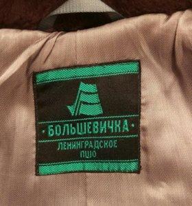 продам пальто зимнее новое размер 52-54.