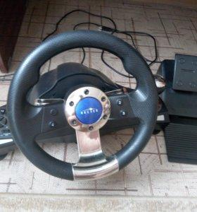 Игровой руль от OKLIK