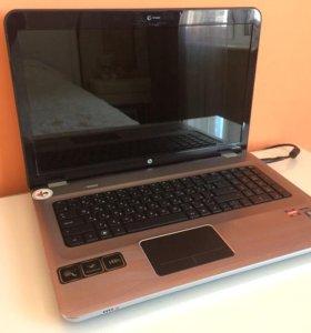 игровой ноутбук HP pavilion dv7-4103er