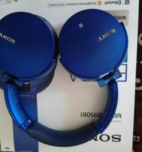 Наушники Sony mdr xb950b1