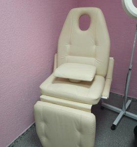 Кресло педикюрное-косметологическая кушетка