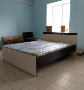 Кровать 2х спальная ОЛЬГА-13