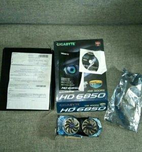Видеокарта AMD Radeon HD6850 series с доставкой