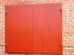 Ворота металлические 3x2.5 м