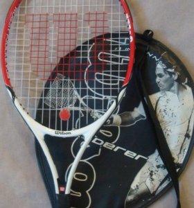 Ракетка детская для большого тенниса Wilson