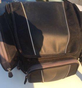 Кофр-сумка для мотоцикла