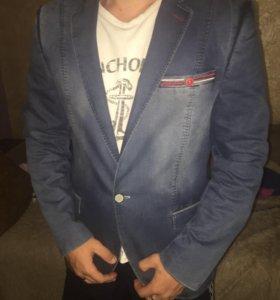 Фирменный мужское пиджак