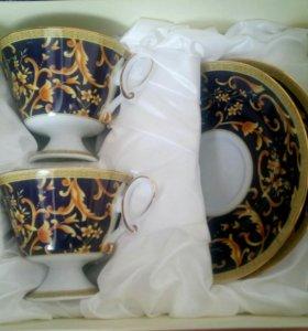 Чайный набор фарфор