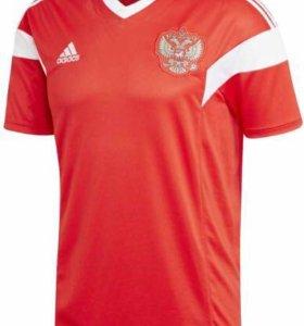 Майка сборной России Adidas.В упоковке.с этикеткой