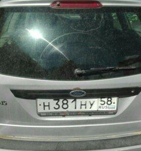 Задняя дверь багажника универсал форд фокус 1