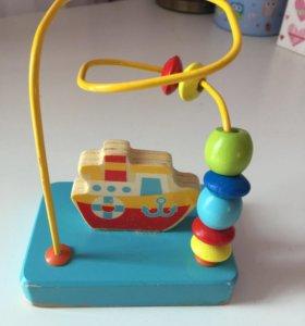 Развивающие игрушки 2шт