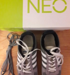 Кроссовки Adidas Neo Оригинальные. Размер: 44