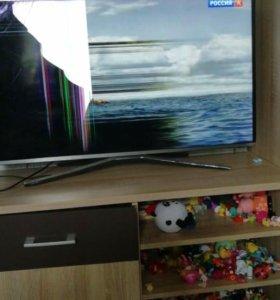 Samsung UE40MU6400U  UHD 4K. На запчасти