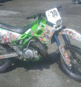 Kawasaki kdx250sr