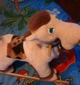 Верблюд качалка