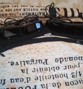 3d Очки Sony Обсолютно  новые