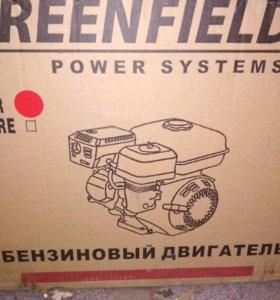 Двигатель Гринфилд