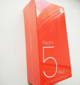 Xiaomi Redmi 5 Plus 3/32 Gold (Новый)