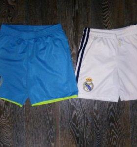Шорты футбольные adidas