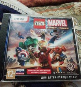Игра марвэл супер герои лего