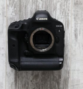 Canon EOS 1DX Mark I Body