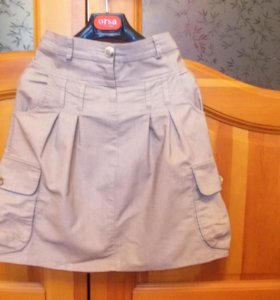 Практичная юбка на лето для девочки 146-152