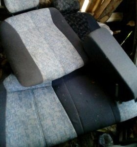 Задние сиденья ваз 2110.торг