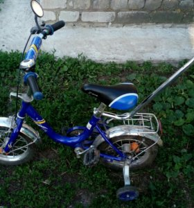 Детский велосипед X-Bike