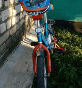 Детский велосипед dusty