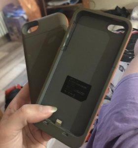 Чехол-аккумулятор для iPhone 5 2000 mAh