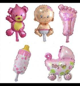 Наборы шаров для девочек